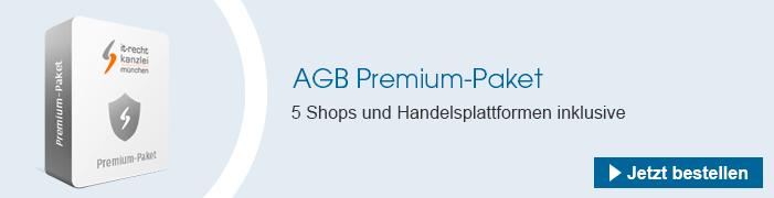 AGB Premium-Paket bestellen